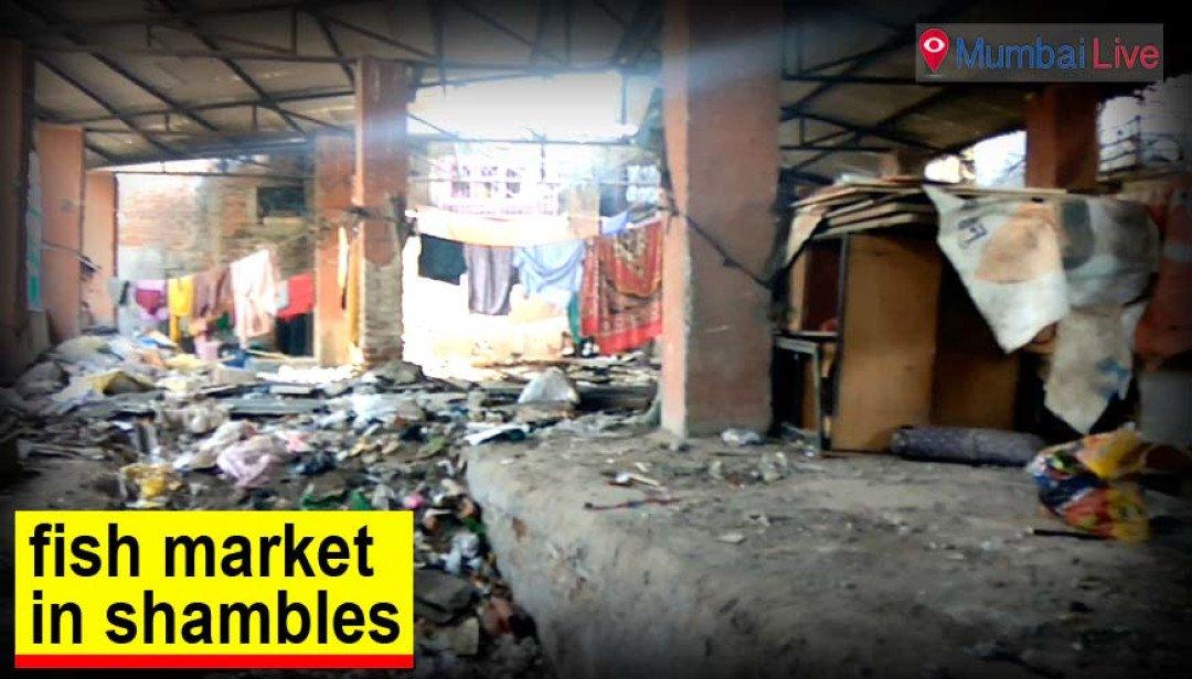 Mahim fish market raises a stink
