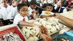Junk food banned in school canteens