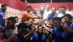 Viru Boyz wins Football Tournament