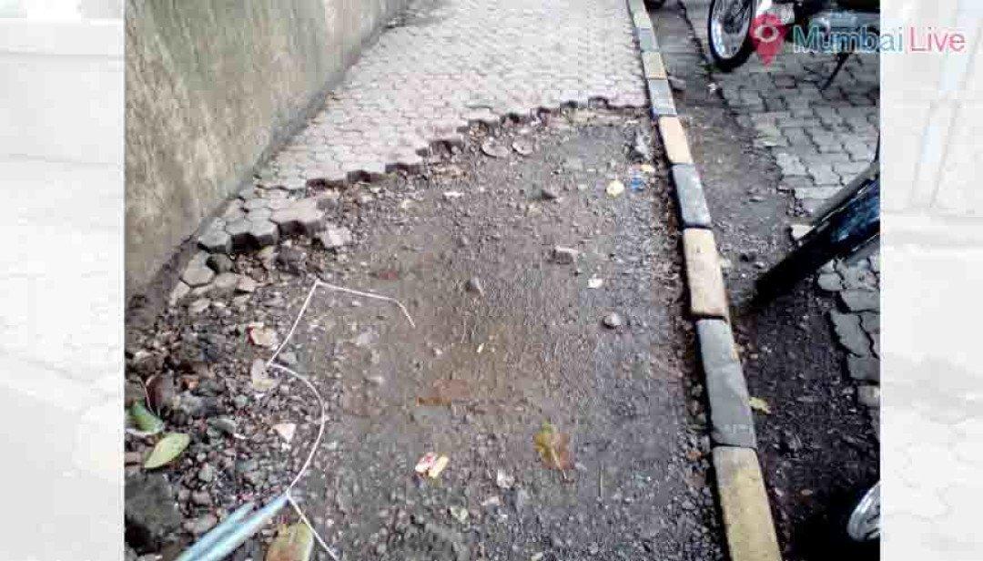 Worrisome paver blocks