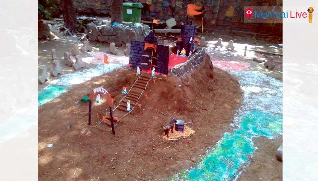 Ghatkopar keeps fort making rite alive