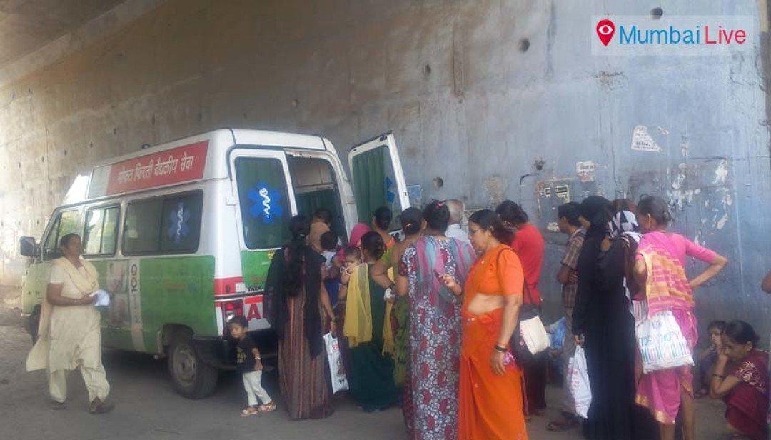 Free Mobile Health Van