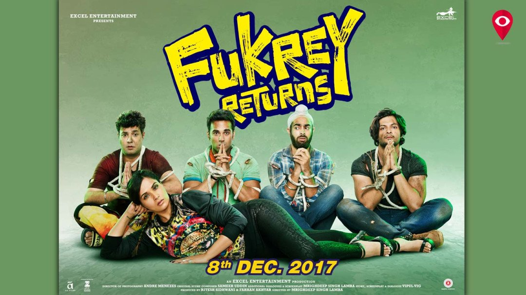 Makers of Fukrey, return with their second installment