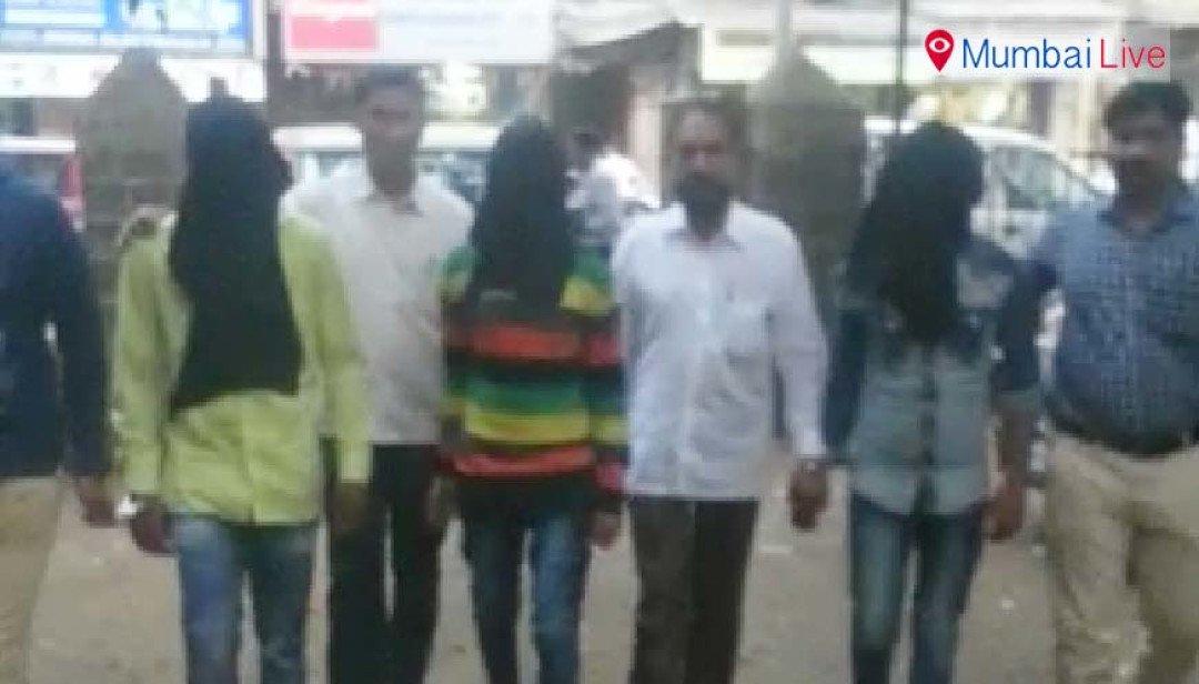 Police foil gangster attack bid on builder