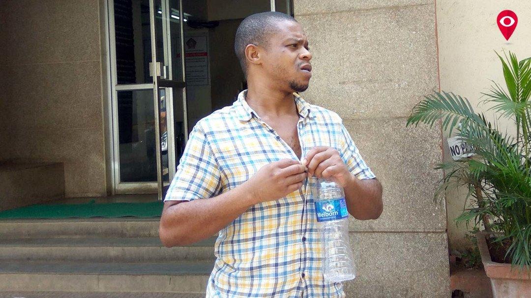 घानाच्या आगंतुकाला व्हिआयपी ट्रीटमेंट देता देता जुहू पोलीस हैराण