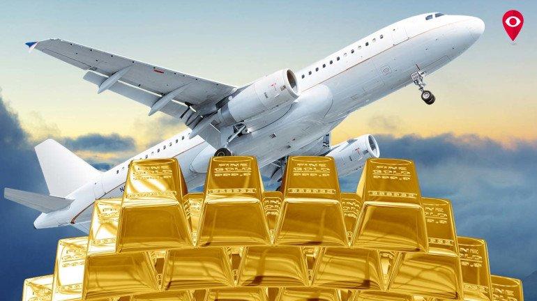 मुंबई आंतरराष्ट्रीय विमानतळ की सोन्याची खाण?