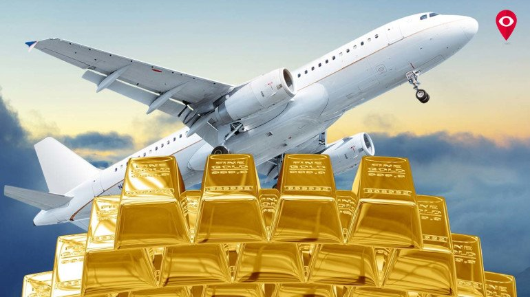 Mumbai Airport or goldmine?