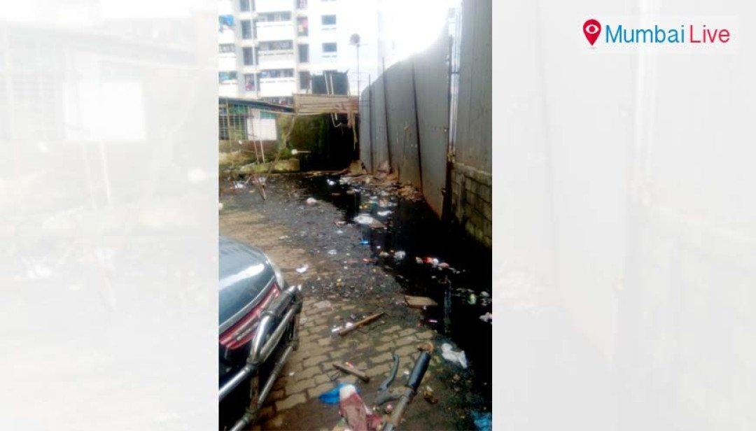 Golibar reels under garbage crisis