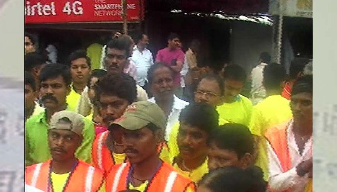 Cleanliness campaign at Dahisar