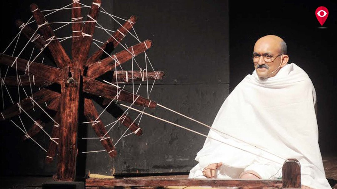 NCPA's broadway-styled musical Gandhi wows audiences again