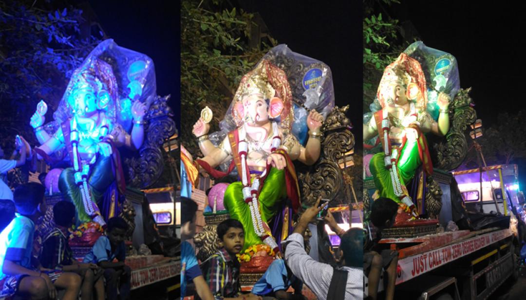 'Bappa Ala re ala'- Sakarmitra Mandal
