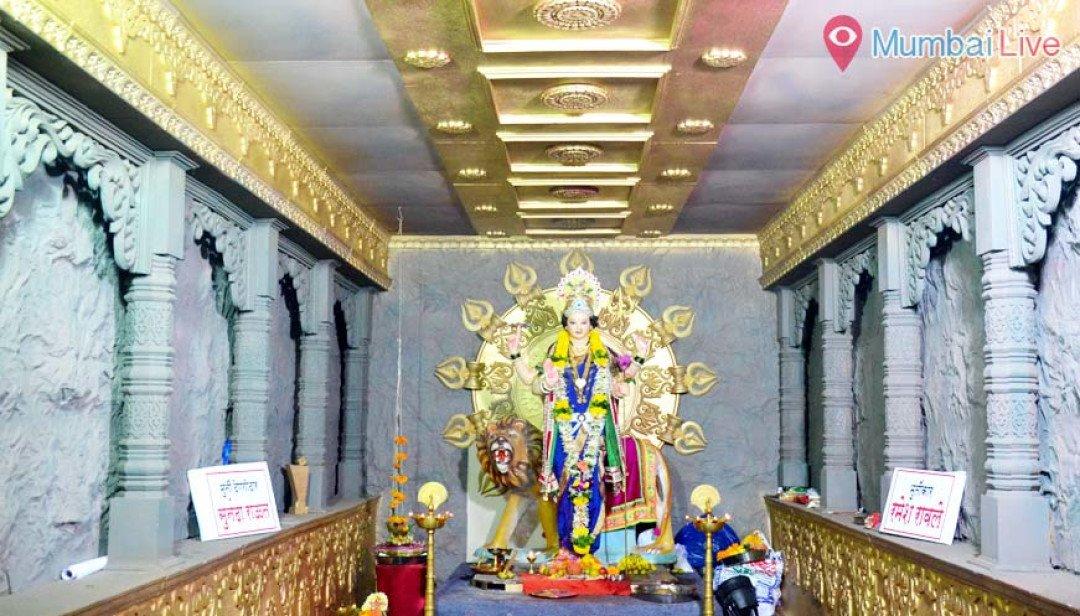 Ganpatipule Set for Goddess 'Durga'