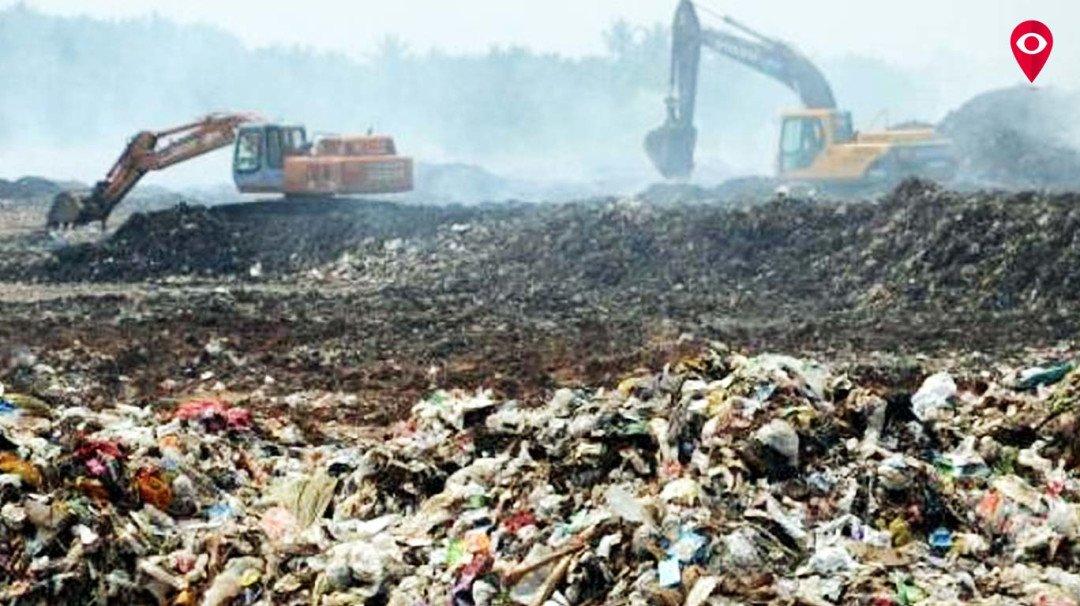 शहरातील कचरा विल्हेवाटीवर दिवसाला 2 लाखांचा खर्च