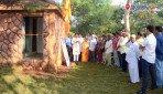 Garden gets new public toilet