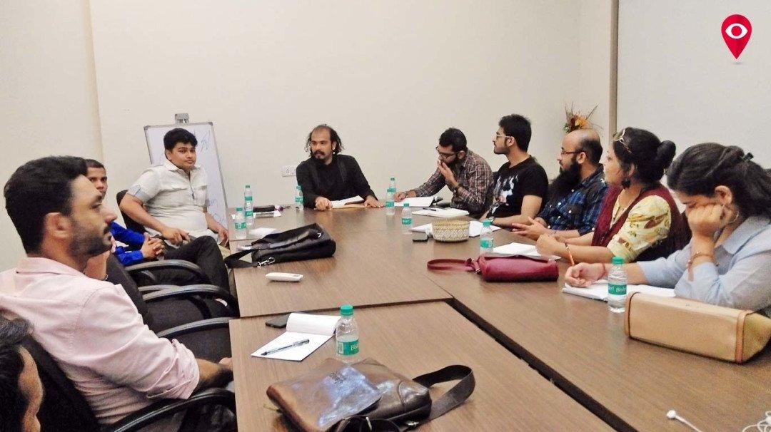 विलेपार्लें में गजल लेखन कार्यशाला का आयोजन