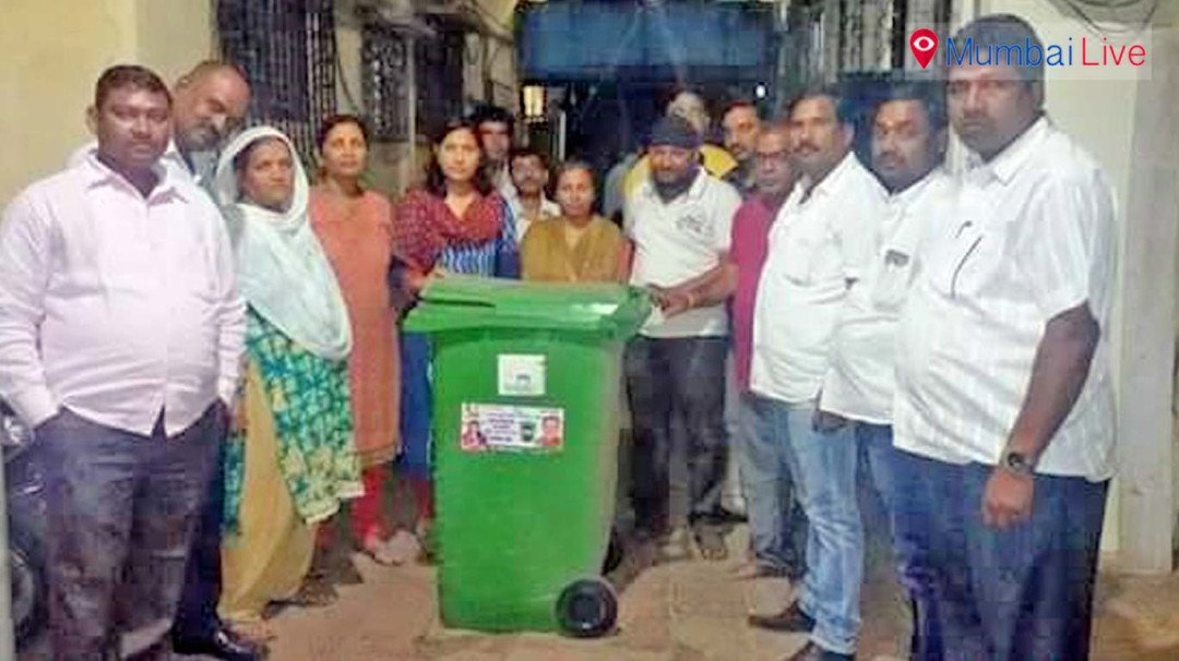 A cleanliness drive to attract voters