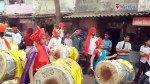 घाटकोपर में शिवसेना की शोभायात्रा