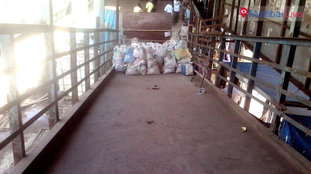 Ghatkopar escalator work gets off the ground