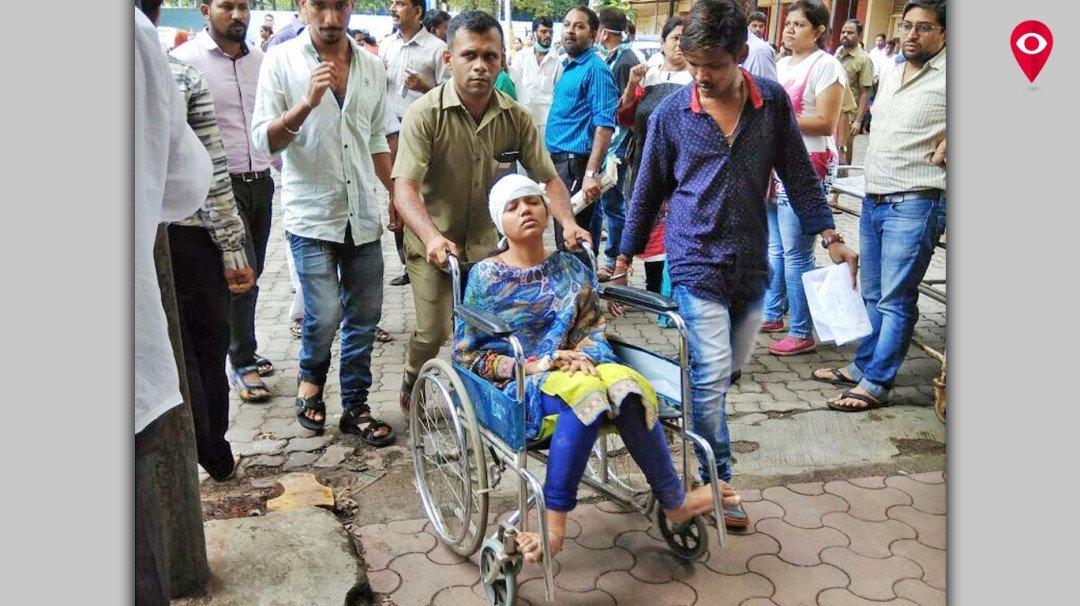 घाटकोपर हादसे में अब तक 17 लोगों की मौत, ग्रीन कॉरिडोर से घायलो को पहुंचाया गया अस्पताल !
