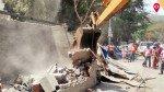 BMC on demolition spree
