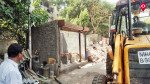BMC on demolition spree