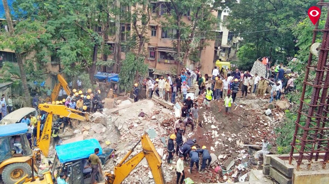 Ghatkopar building collapse - Co-accused gets police custody
