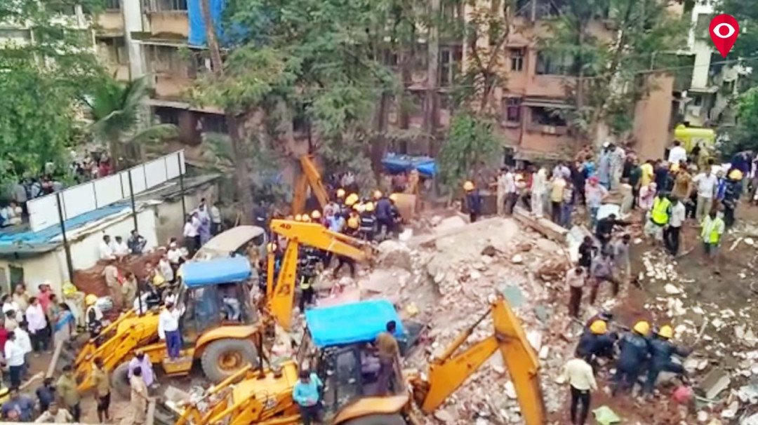 Toll rises in Ghatkopar building collapse