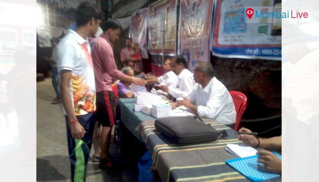Ghatkopar's Health camp