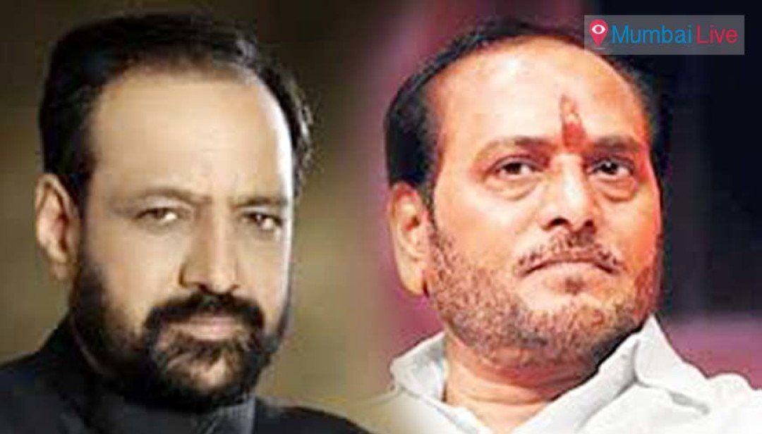Tension developing among Shiv Sena party members