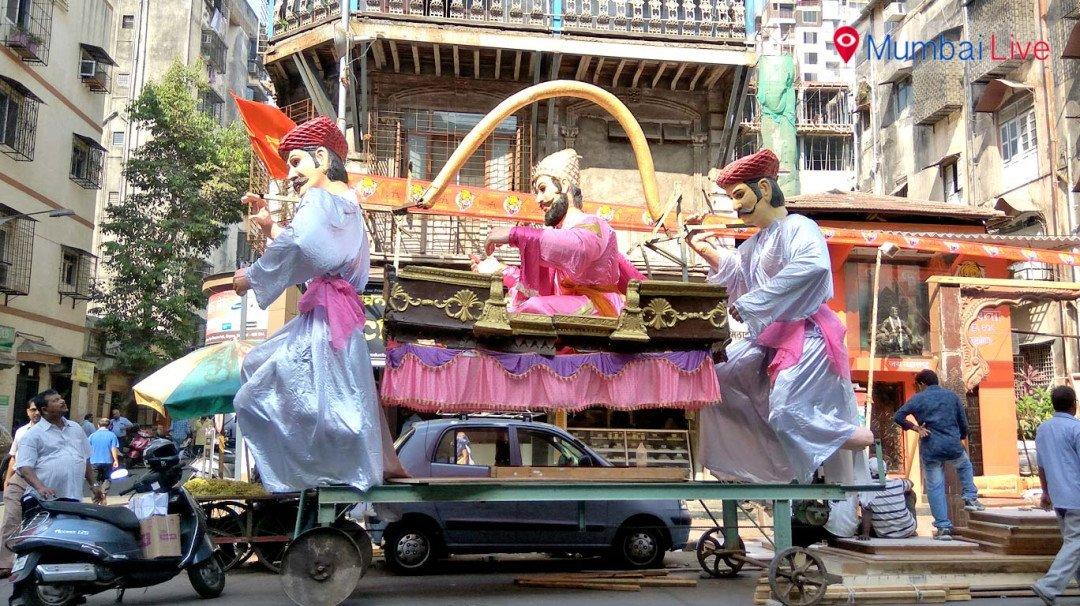 शोभायात्रा,पारंपारिक नृत्याने नववर्षाचे स्वागत