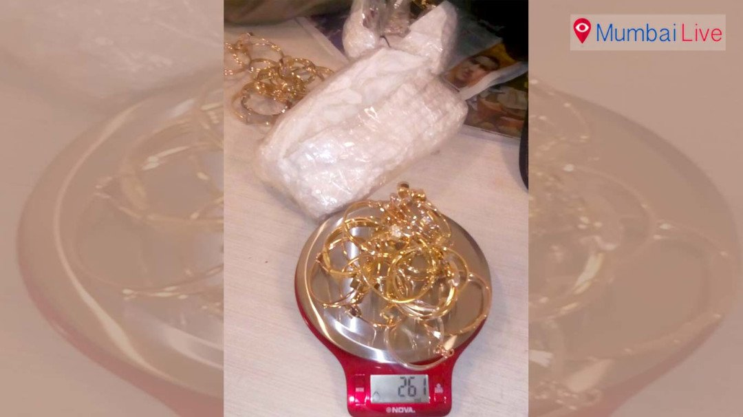 Vasai woman held for gold smuggling