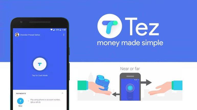 Google Tez crosses 12 million users in India