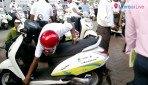 CNG powered two wheelers overtake BKC