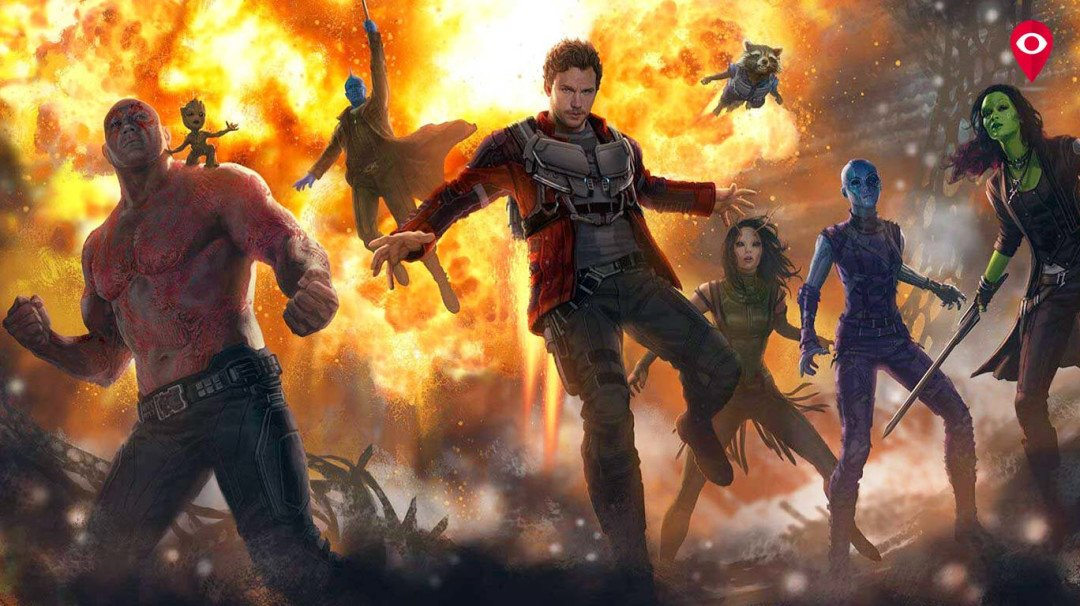 'Guardians of Galaxy' grooves on 'Jhoom Jhoom Jhoom Baba' song
