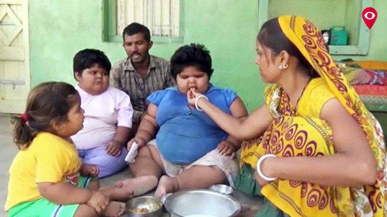 दिन भर खाने के बाद भी नहीं भरता इन बच्चों का पेट