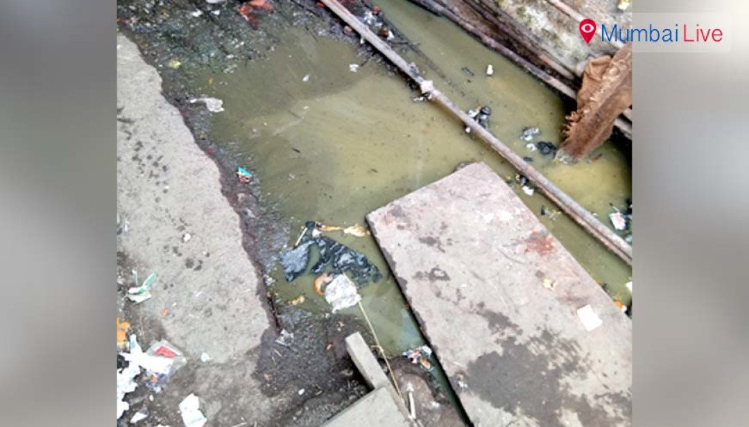 Gutter woes for residents