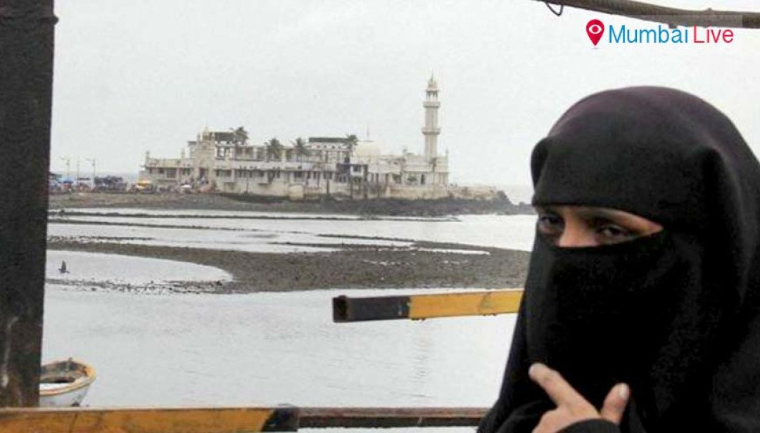 No stopping for women in Haji Ali