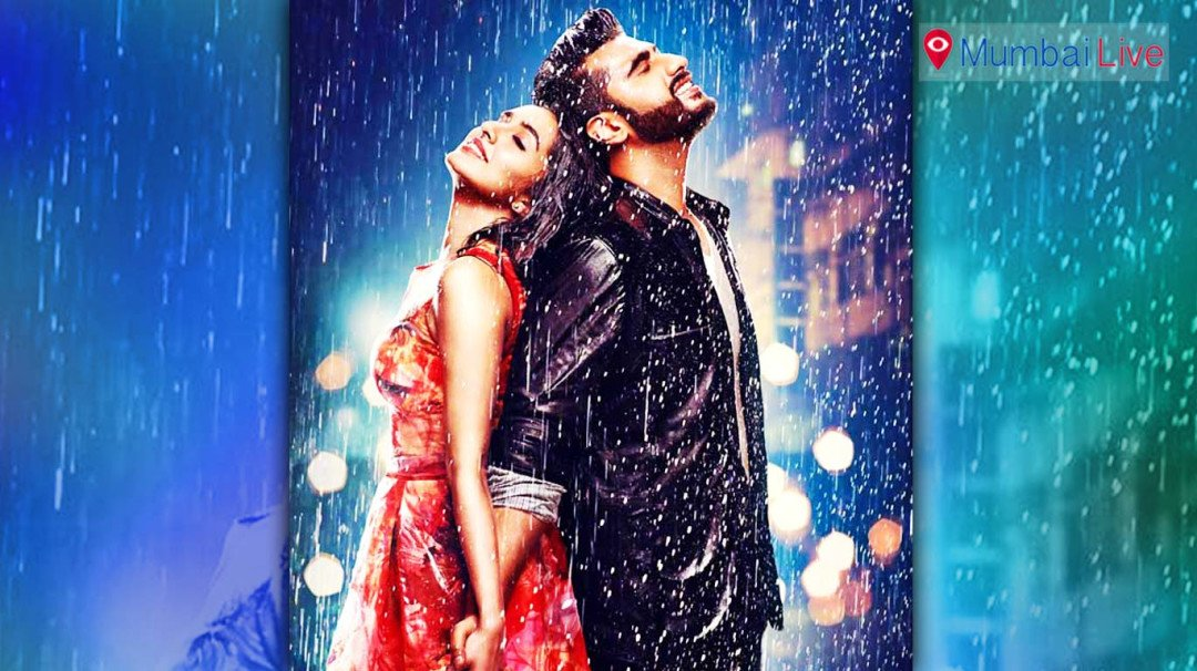 Love is in the air for Arjun Kapoor and his 'Half Girlfriend' Shraddha Kapoor