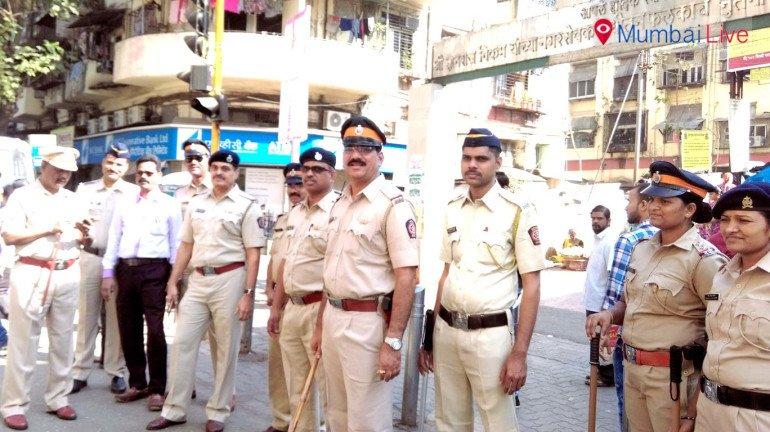Protestors under preventive custody