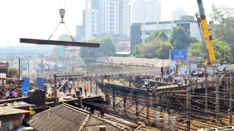 हँकॉक पुलाचा बांधकाम खर्च पावणे दोन कोटींनी वाढला