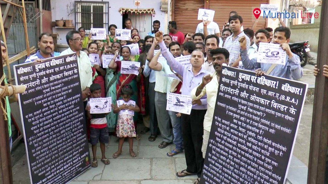 Hanuman Nagar residents withdraw poll boycott
