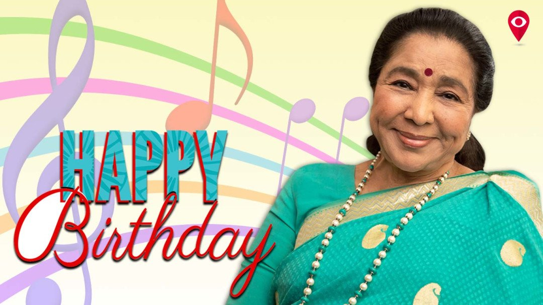 A Legend To Commemorate: Asha Bhosle: A Playlist To Celebrate The Legend's Birthday