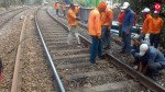 पटरियों में दरार, हार्बर रेल प्रभावित