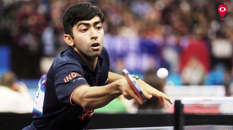 Harmeet Desai loses in Semi-Finals of ITTF