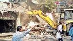 BMC demolishes 15 shops