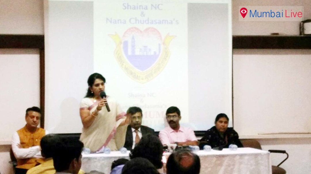 Shaina N C launches 'Stree Sanman' for women