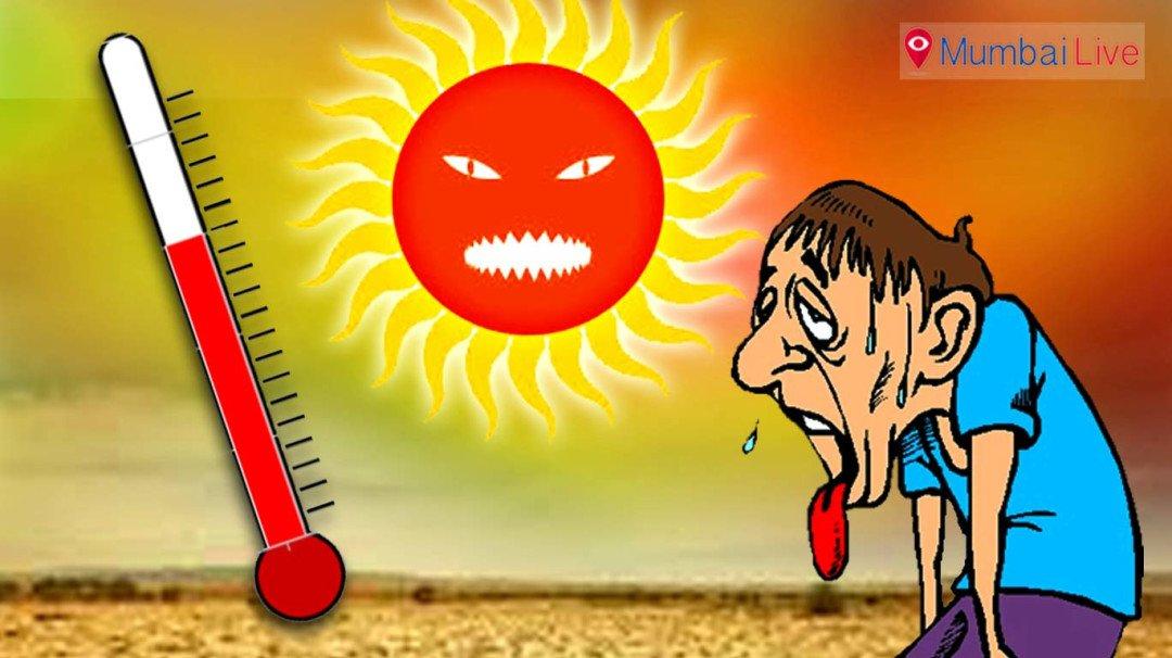 मुंबई में रिकॉर्ड तोड़ गर्मी, लू से झुलसे लोग