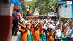 फादर अग्नेलो स्कूल में संपन्न हिंदी दिवस
