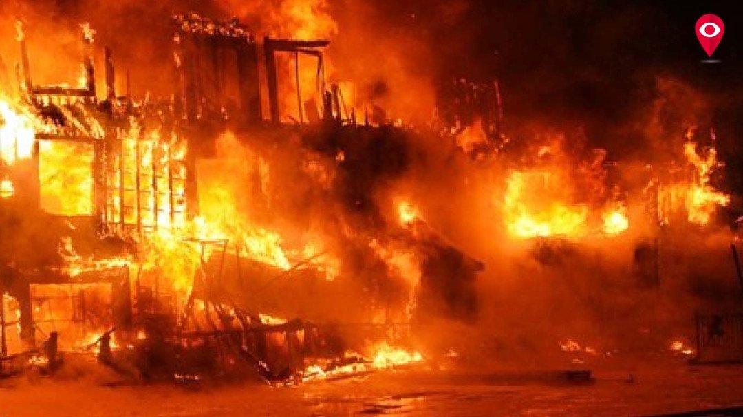 आग लगने पर जिम्मेदार होंगे संपत्ति के मालिक, देना होगा मुआवजा