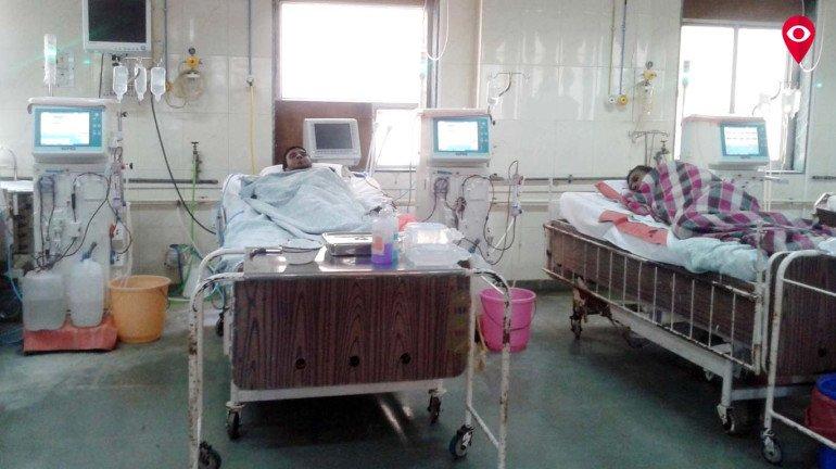 सरकारी रुग्णालयात गंभीर आजाराच्या चाचण्या विनामूल्य